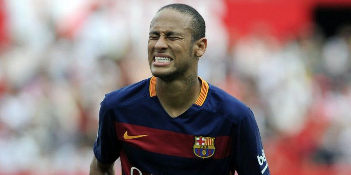 Santos pide la suspensión de Neymar por seis meses
