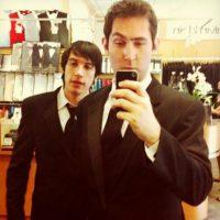 Selfies con amigos. Foto:instagram.com/kevin