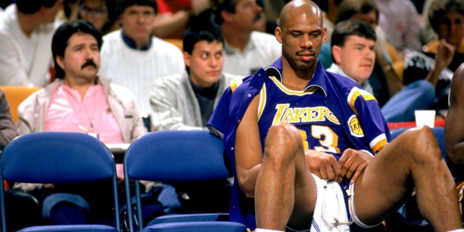 Uno de los mejores jugadores de la NBA de todos los tiempos fue arrestado en 200o por conducir bajo los efectos de la marihuana Foto:Getty Images