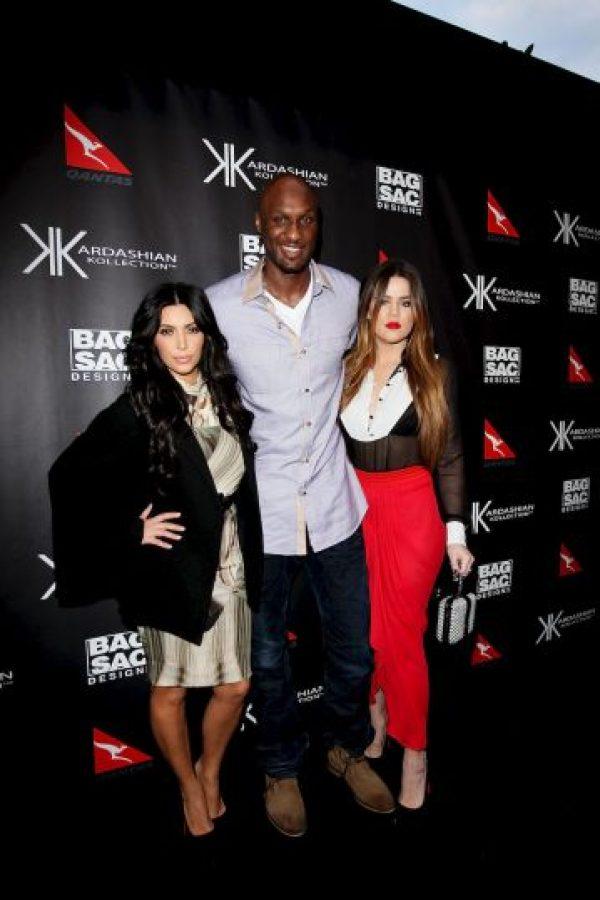 Su primer encuentro fue en agosto de ese año en una fiesta del basquetbolista Ron Artest Foto:Getty Images