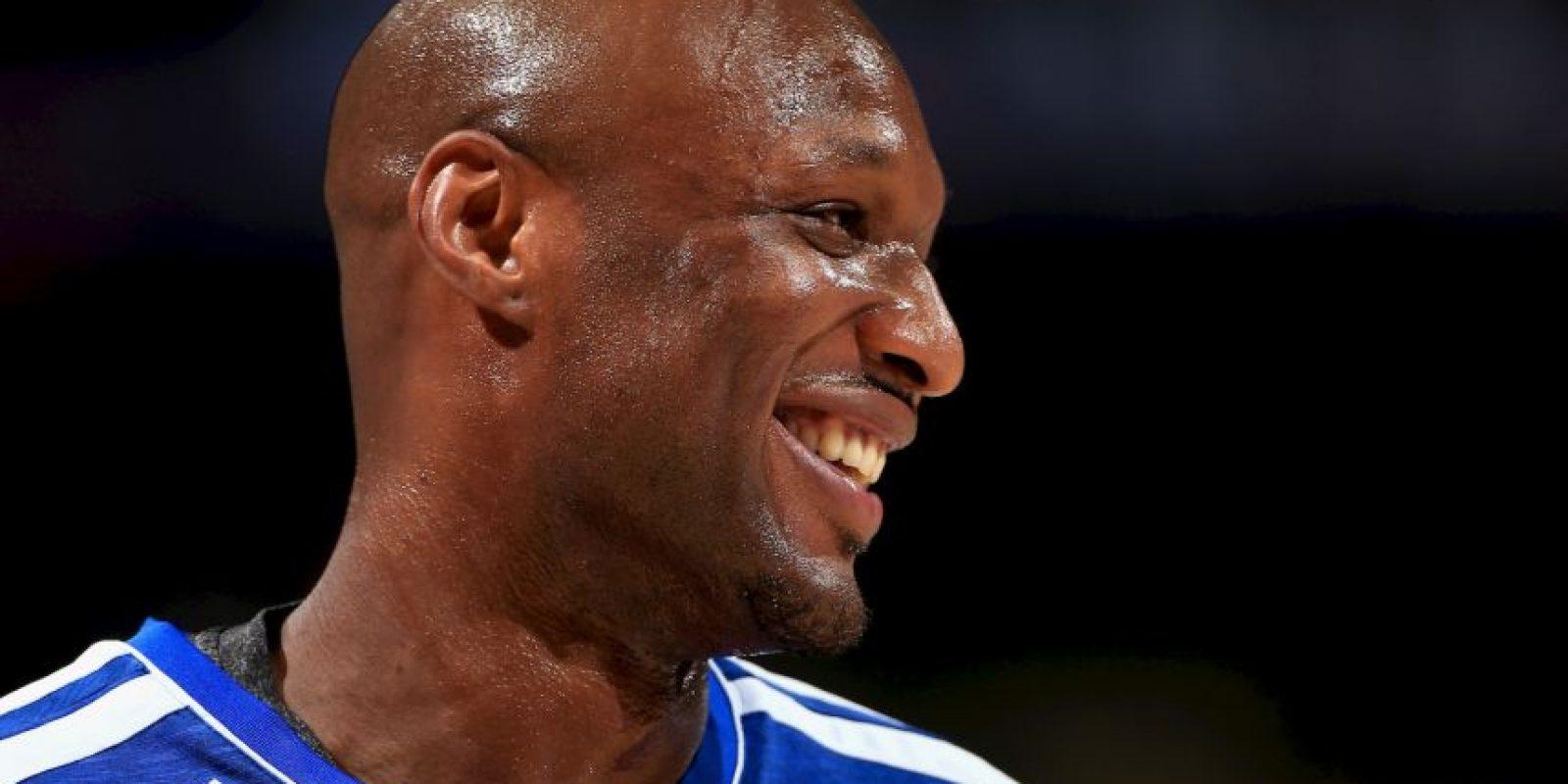 Ganó dos títulos en la NBA y una medalla de oro olímpica con la Selección de los Estados Unidos. Foto:Getty Images