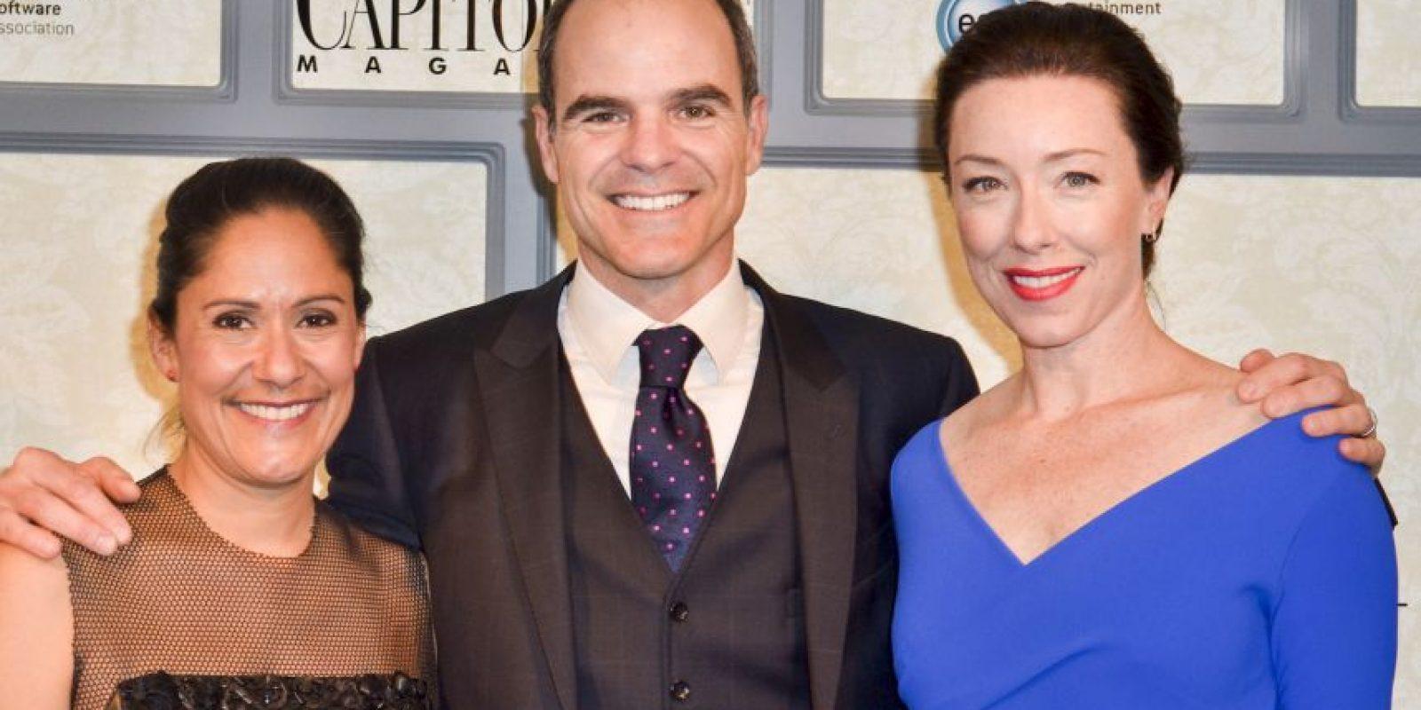 El personaje ha estado presente durante las tres temporadas que lleva la serie. Foto:Getty Images