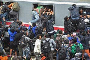 9. Más de cuatro millones de sirios están refugiados en los siguientes países: Turquía, Líbano, Jordania, Irak y Egipto. Foto:Getty Images