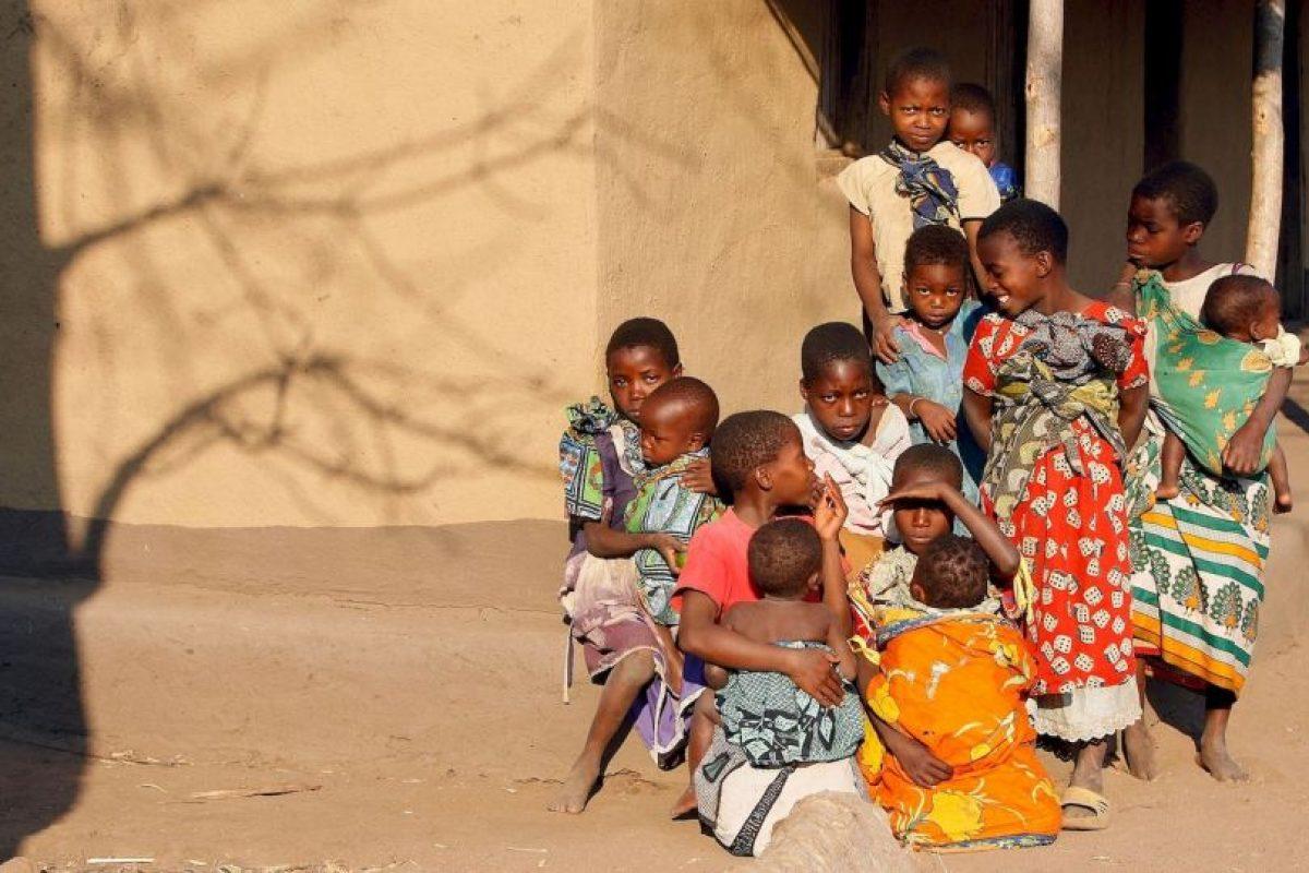 En 2013 murieron 6.3 millones de niños y niñas menores de cinco años. Foto:Getty Images