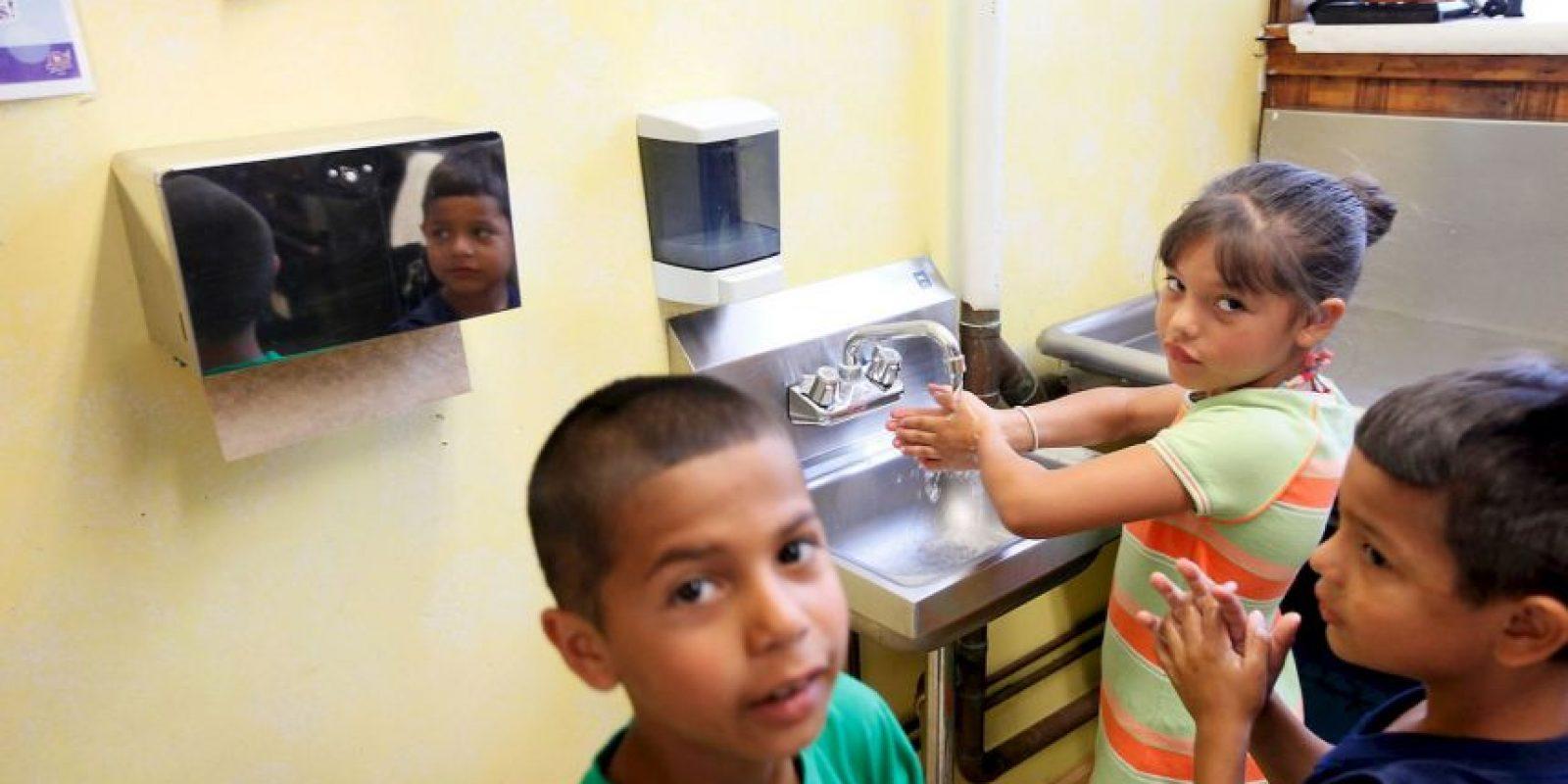 """""""Ocho de los 60 países designados como """"países de mortalidad elevada"""" (países en los que se registran como mínimo 40 muertes de menores de 5 años por cada 1.000 nacidos vivos) han alcanzado ya, o incluso superado, la meta del ODM (una reducción del 67%)"""", señala la OMS. Foto:Getty Images"""