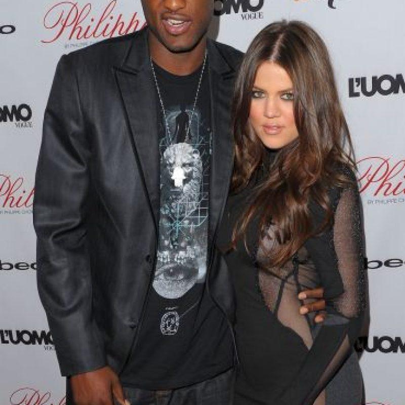 En 2012, la relación se comenzaron a decaer, después de que el jugador de baloncesto fue traspasado a los Mavericks de Dallas. Foto:Getty Images