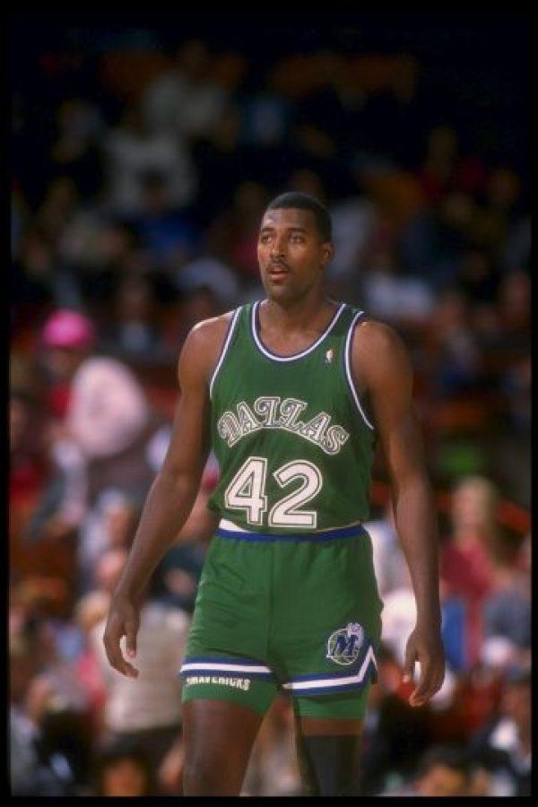 Aunque era una promesa de la NBA, pero en 1991 la NBA lo suspendió de por vida por faltar a los códigos antidrogas Foto:Getty Images