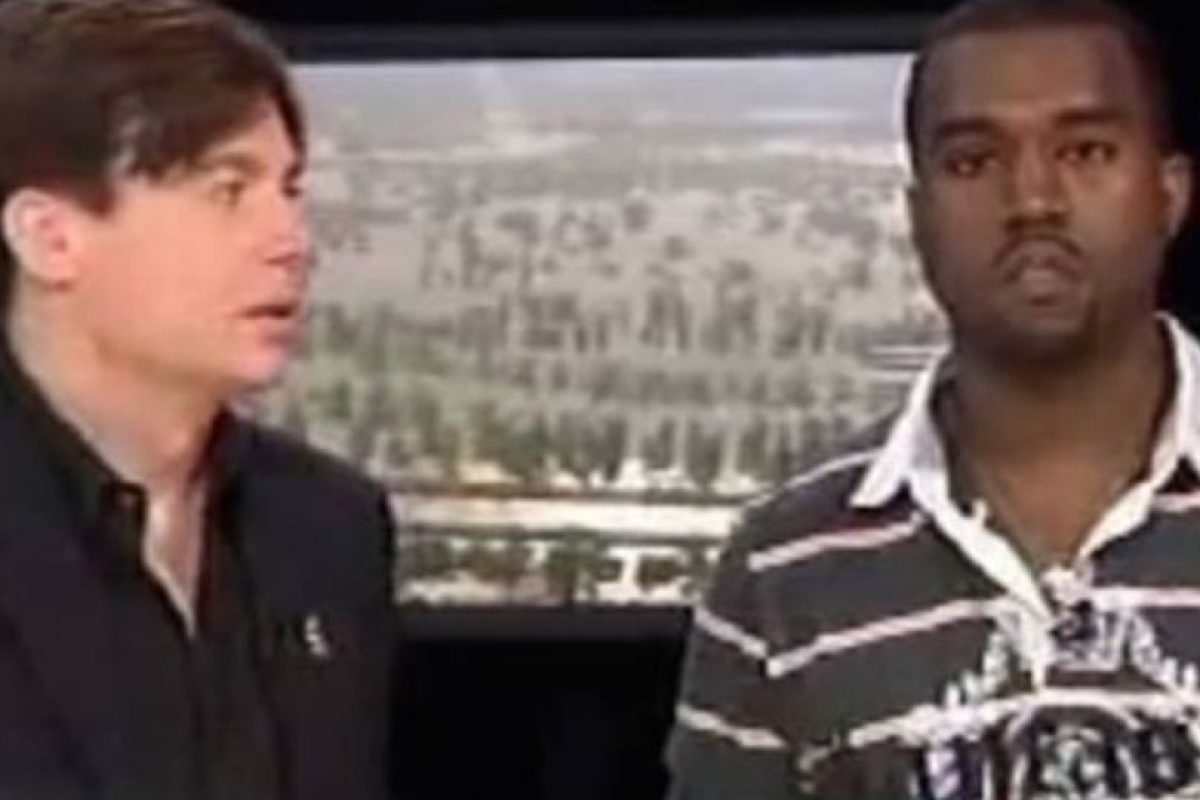 Y era un activista más dedicado a las causas sociales, como se vio en su polémico video contra Bush y que era para recoger fondos para los damnificados del Huracán Katrina. Foto:vía Tumblr