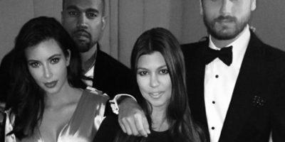 Quien sabe, pero por lo menos es el único que se ha mantenido firme en medio del torbellino mediático que esta representa. Foto:vía Instagram/Kim Kardashian