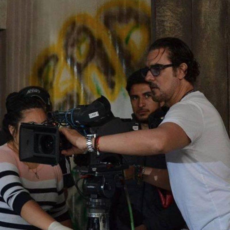 Luego comenzó a aparecer en producciones de Telemundo. Foto:vía Facebook/Miguel Varoni