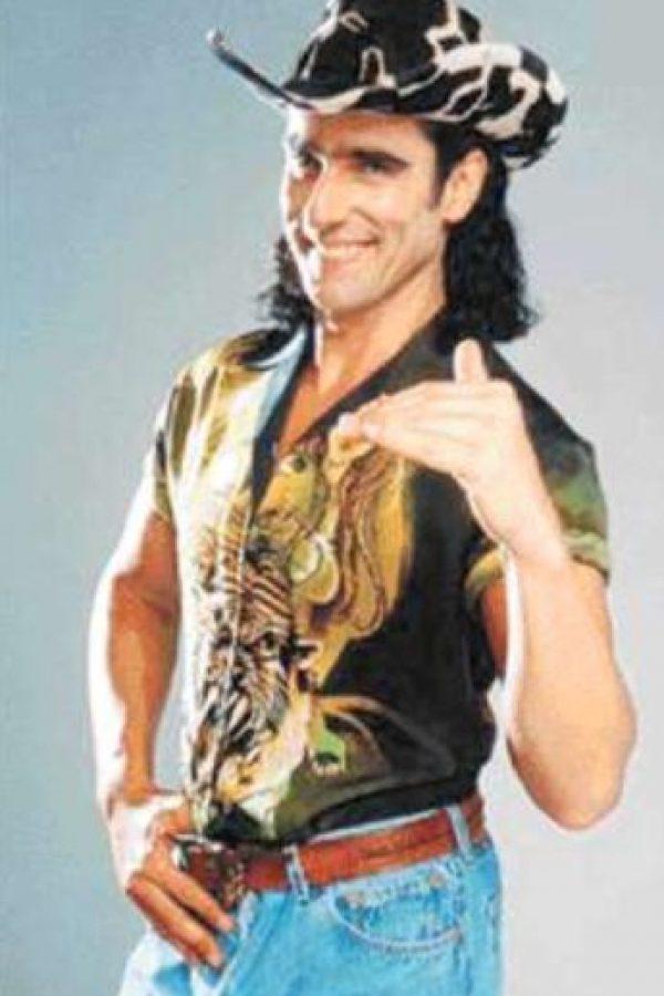 Este inolvidable personaje fue interpretado por el actor colombiano Miguel Varoni. Foto:vía Caracol Televisión
