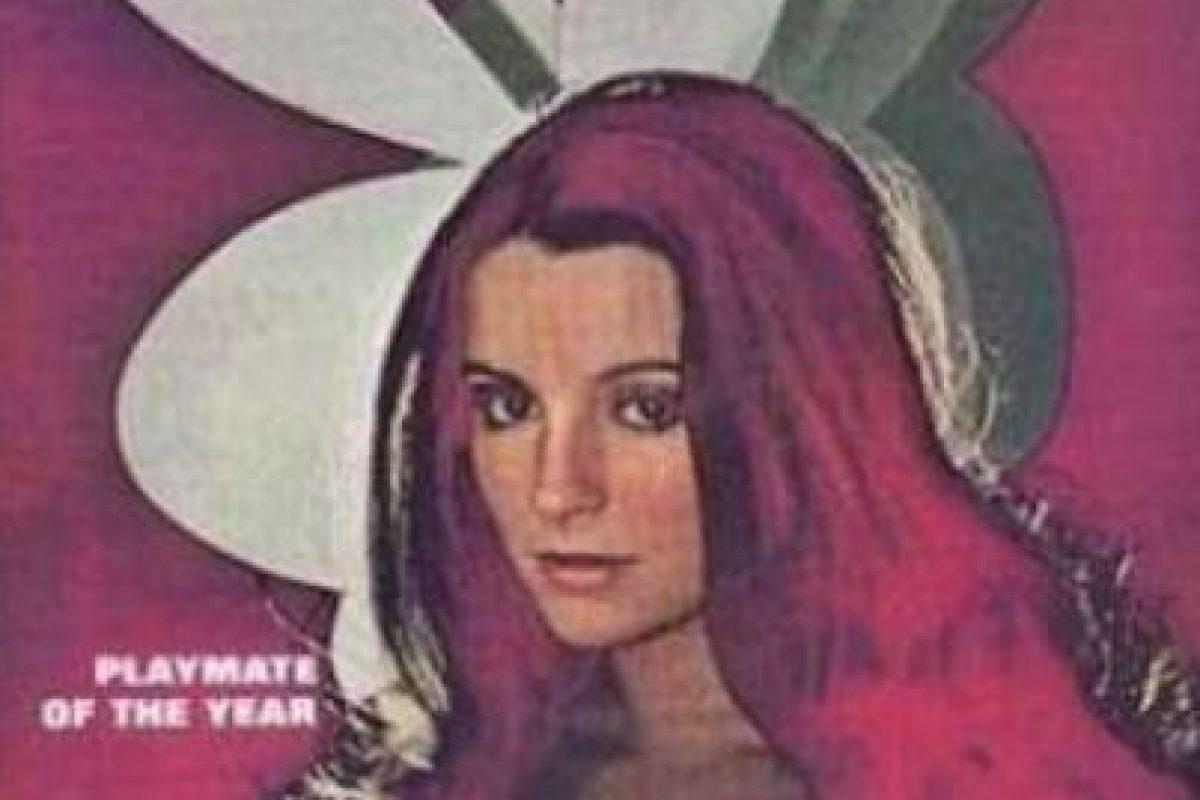 Claudia Jennings solo tenía 19 cuando murió. Foto:vía Playboy