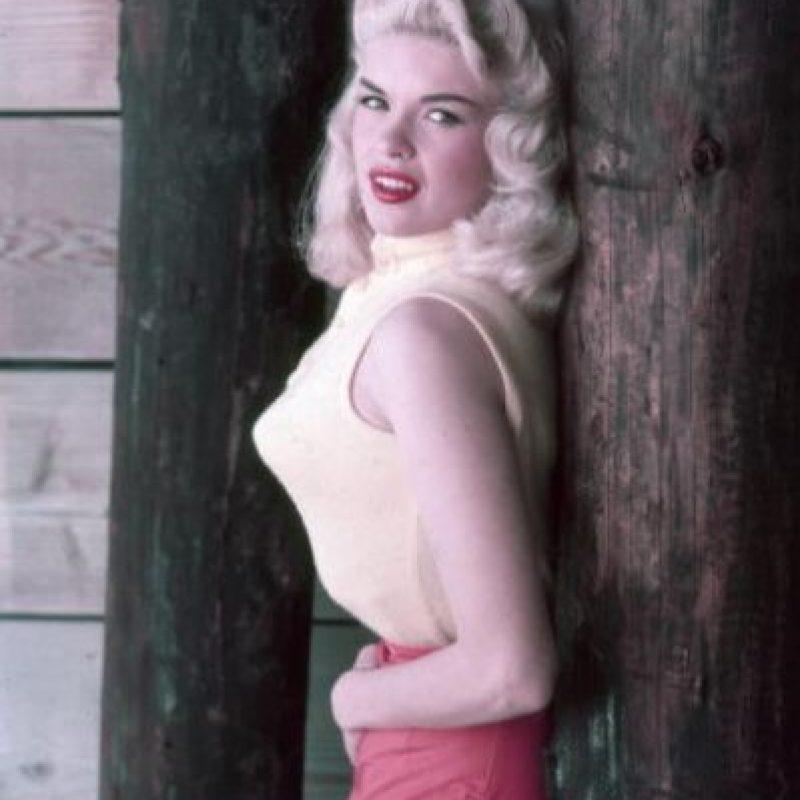 """Jayne Mansfield fue como la """"segunda Marilyn Monroe"""" de finales de los años 50. Foto:vía Getty Images"""