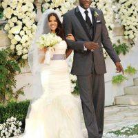 En 2009, Khloé Kardashian y Lamar Odom se casaron Foto:Grosby Group