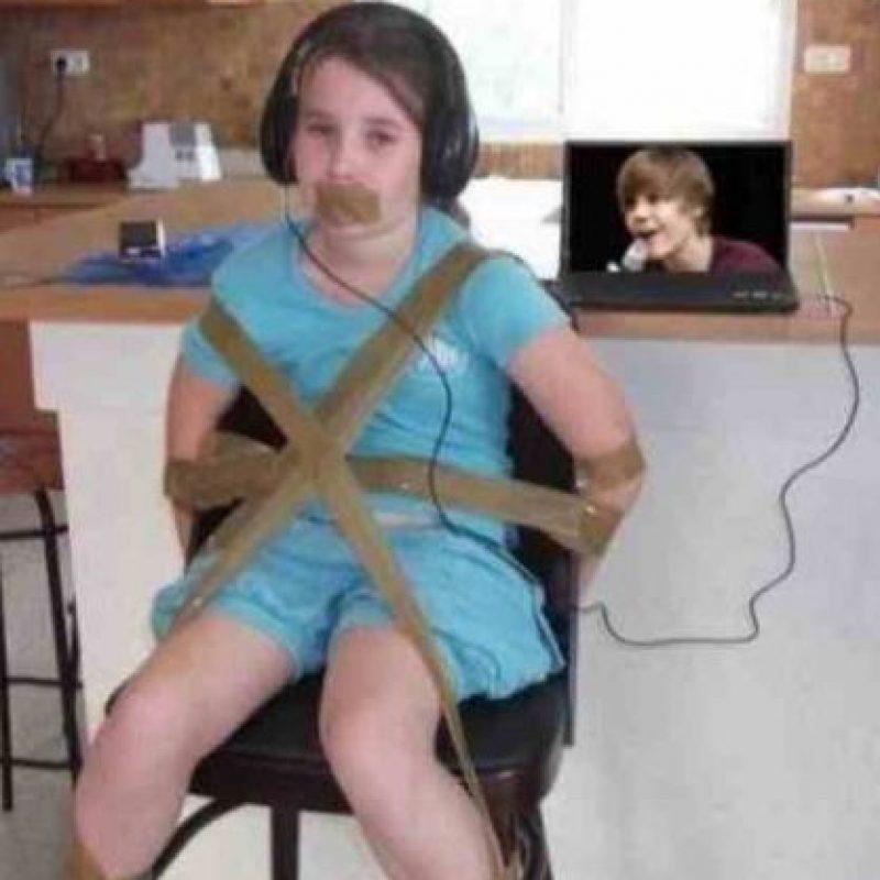 No existe peor castigo. Foto:Reddit