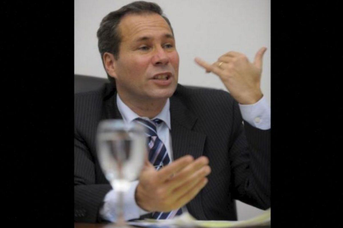 El fiscal Alberto Nisman fue hallado sin vida en el interior de su domicilio en enero de este año. Foto:AP