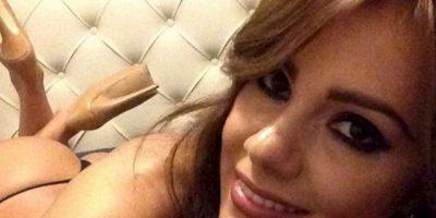 """"""" En mi caso siempre me hablaron del sexo como algo sucio, como algo solo para procrear. Esto me generó muchas incógnitas. Para mí lo que me decían era verdad y """"palabra de Dios"""", pero al ver una revista que tiene hombres desnudos teniendo sexo, la encuentro hermosa. """" afirmó sobre su interés por el porno. Foto:vía Instagram/Esperanza Gómez"""