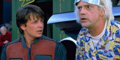 """Video: """"El Doc"""" y """"Marty"""" se reunieron luego de 30 años y así fue su charla"""