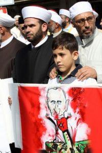 Acusaron al gobierno de Vladimir Putin de asesinar indiscriminadamente a personas Foto:AFP