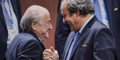 """Caso FIFA: Blatter confirma un """"pacto de caballeros"""" con Platini"""