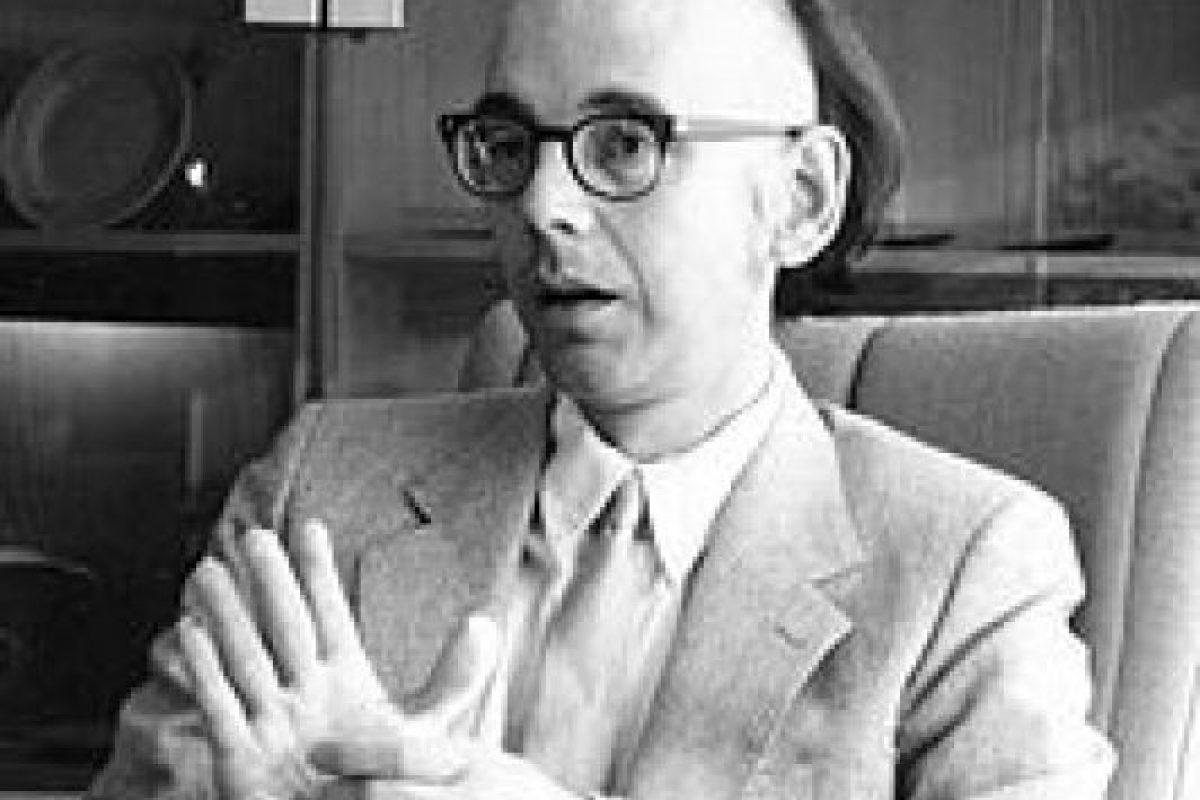 "Thomas K. Donaldson. Matemático fallecido en 2006 fundador de la ""Sociedad Australiana de Criogenia"". Foto:Wikimedia"
