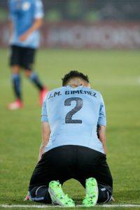 Los uruguayos buscan revancha de la pasada Copa América, en la cual Chile los eliminó en un duelo muy polémico en los cuartos de final. Foto:Getty Images