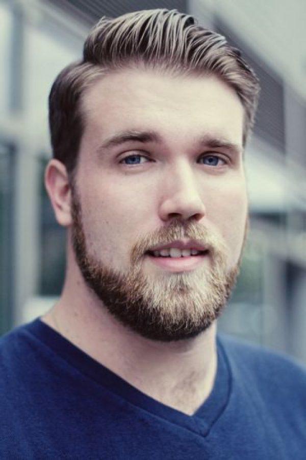 Se llama Zach Miko. Es actor, músico y modelo. Foto:vía Facebook
