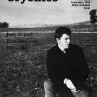 Jerry Leaf. Vicepresidente de Alcor gasta su muerte en el año 1991. Foto:Alcor.org