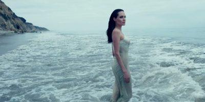 """Jolie en su colaboración con la revista """"Vogue"""" Foto:Vogue Magazine/Annie Leibovitz"""