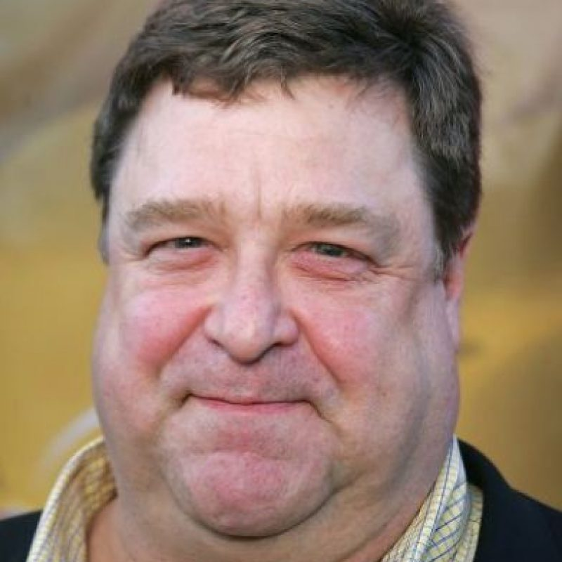 El actor John Goodman se ha caracterizado por poseer un físico robusto. Foto: Getty Images