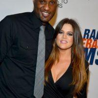3. Lamar confirma los rumores de infidelidad de Khloé Kardashian Foto:Getty Images