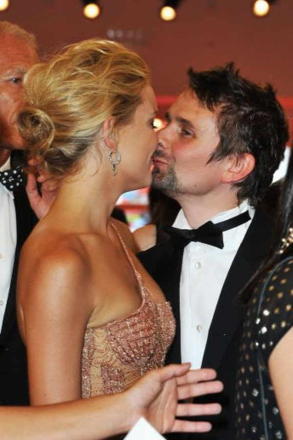 Kate Hudson y Matt Bellamy terminaron su compromiso en 2014. Foto: Getty Images