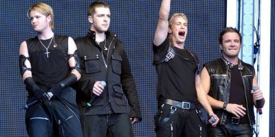"""Por esta razón, el grupo presentó su úlitmo álbum """"Greatest Hits"""". Foto:Getty Images"""