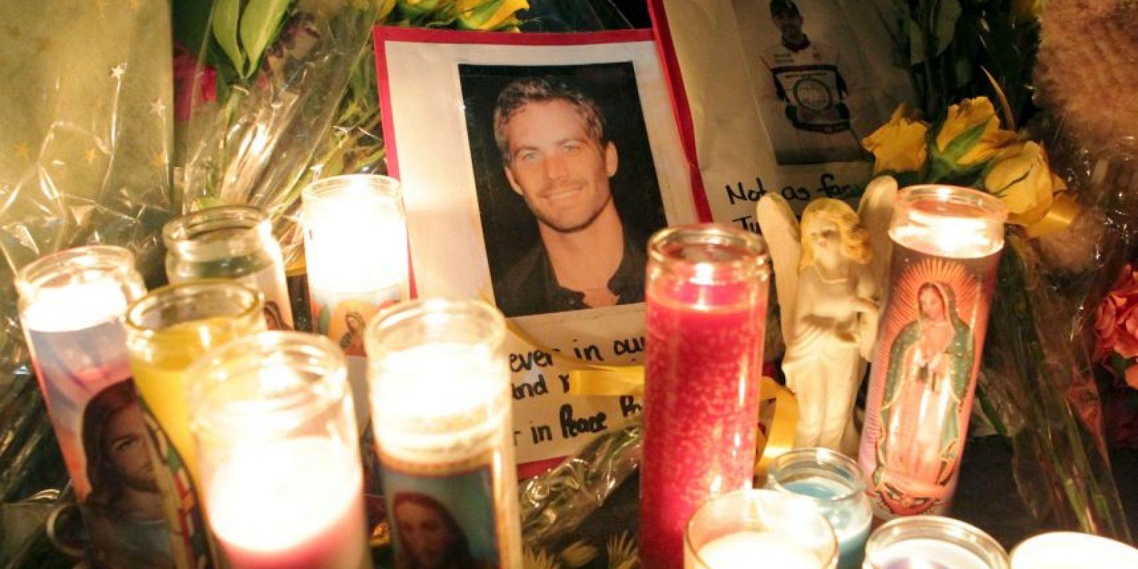 Falleció el 30 de noviembre de 2013 Foto:Getty Images