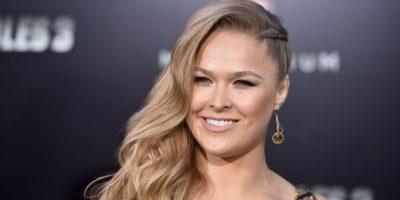 Ronda Rousey confirmó su relación con Travis Foto:Vía instagram.com/rondarousey