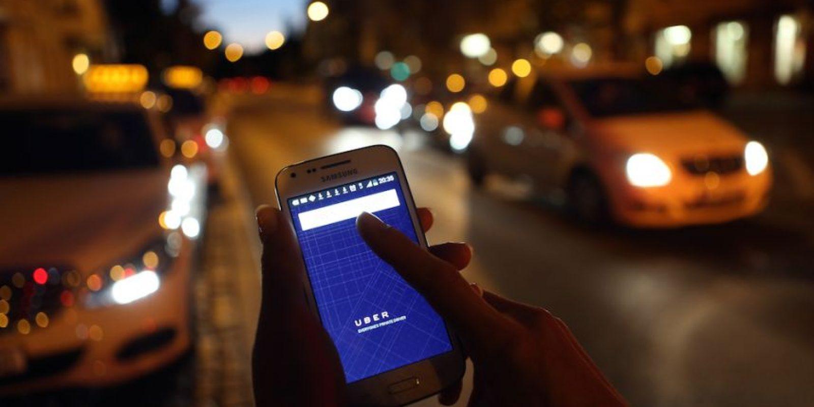 Es una falta grave de respeto y, en caso de suceder, debe reportarse a Uber. Foto:Getty Images