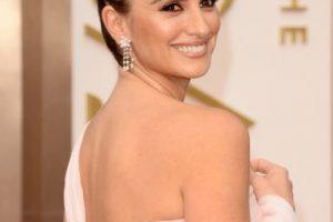 Sin embargo, la actriz no se quiso quedar atrás y también saltó al escenario. Foto:Getty Images