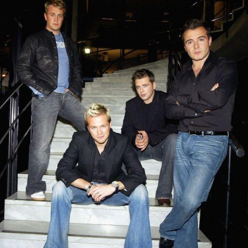 Siete años después, Westlife anunció su separación. Foto:Getty Images
