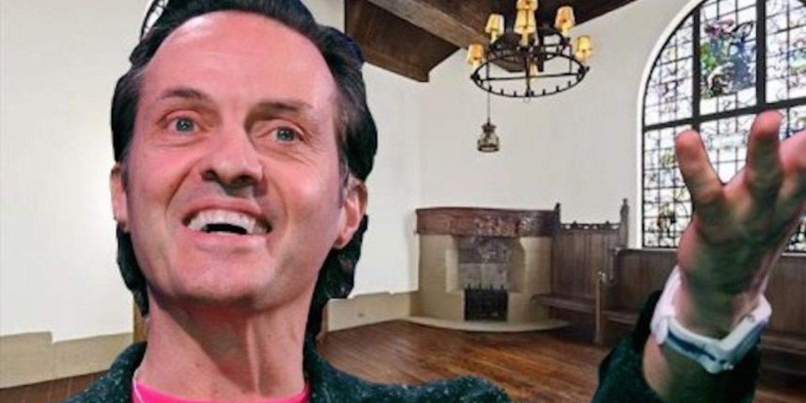 John Legere, CEO de T Mobile, compró una mansión de 18 millones de dólares. Foto:corcoran.com/Getty Images