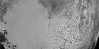 Científicos encontraron que es rico en nitrógeno, monóxido de carbono y hielos de metano. Foto:Vía nasa.gov