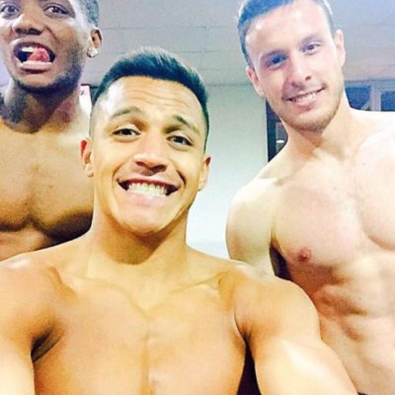 El nivel de Alexis es tal, que medios europeos comienzan a manejar rumores de un presunto interés del Real Madrid por él. Foto:Vía instagram.com/alexis_officia1