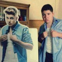 Justin y Justino. Foto:vía Nacadas de la Vida Real