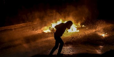 Ataques en Turquía. Foto:AFP