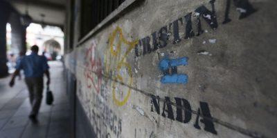 """De acuerdo al libro """"In Memoriam"""", publicado por una prima de Nisman, el fiscal siempre dormía con pijama. Foto:Getty Images"""