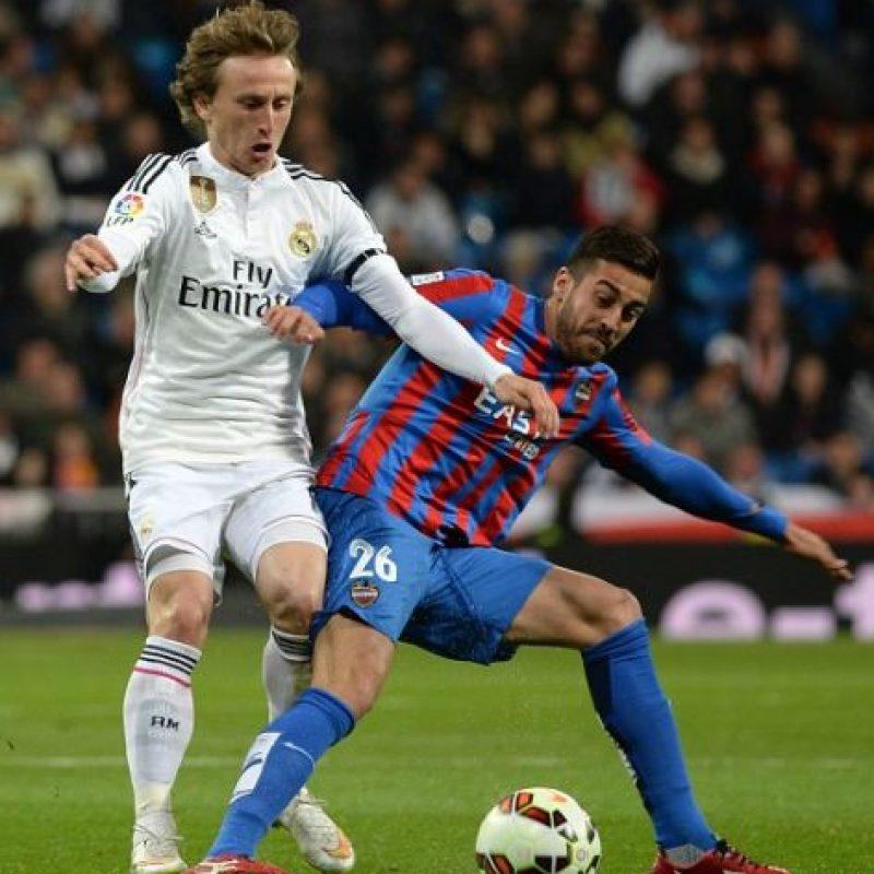4. Real Madrid vs. Levante (Liga BBVA) Foto:Getty Images