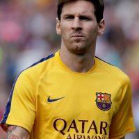 """La """"Pulga"""" tiene 28 años y ya es la máxima figura del Barcelona en su historia. Foto:Getty Images"""