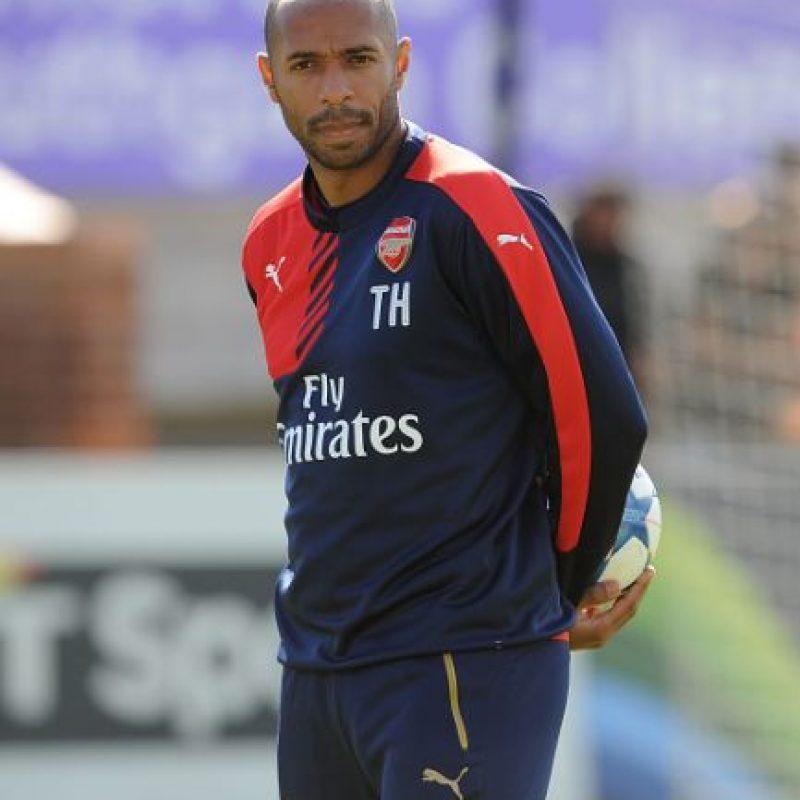 """""""Titi"""" tiene 38 años y tras su retiro, es comentarista en """"Sky Sports"""". Foto:Getty Images"""