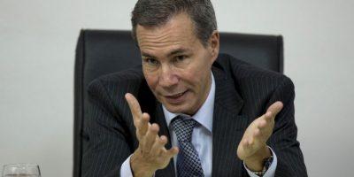 1. El arma en el departamento de Nisman. Foto:AP