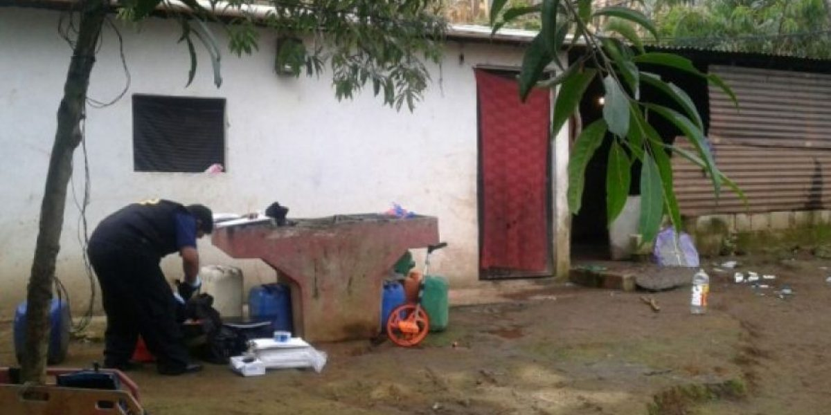 Se fuga presunto responsable de la masacre ocurrida en #Sacatepéquez