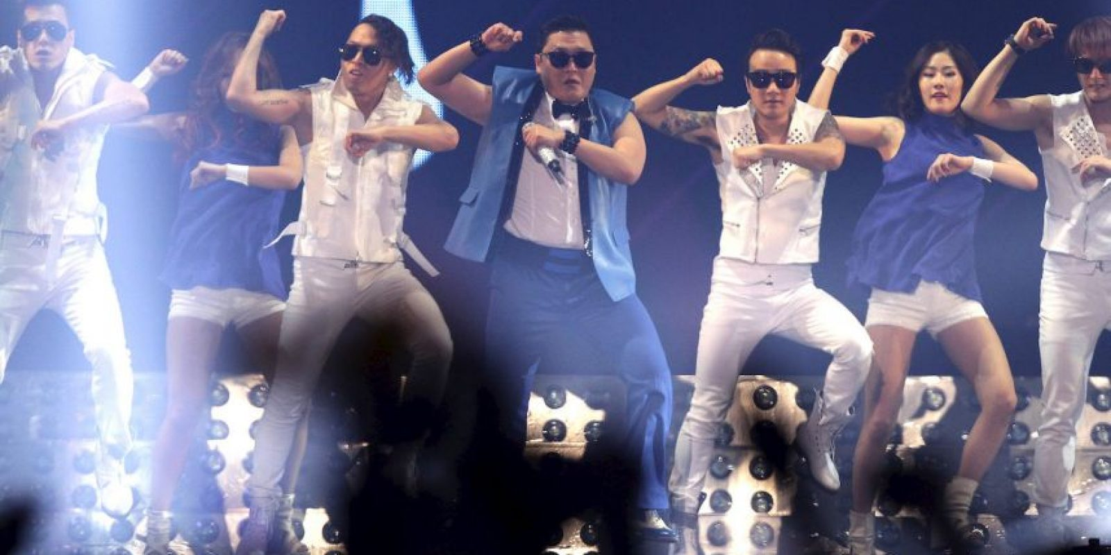 PSY Foto: Getty Images